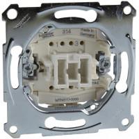 Переключатель одноклавишный перекрестный, механизм, D-Life Merten MTN3117-0000