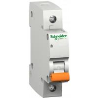 Автоматический выключатель ВА63 1П 6A C Schneider Electric 11201