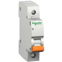 Автоматический выключатель ВА63 1П 10A C Schneider Electric 11202