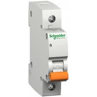 Автоматический выключатель ВА63 1П 50A C Schneider Electric 11208