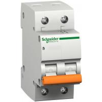 Автоматический выключатель ВА63 1П+Н 32A C Schneider Electric 11216